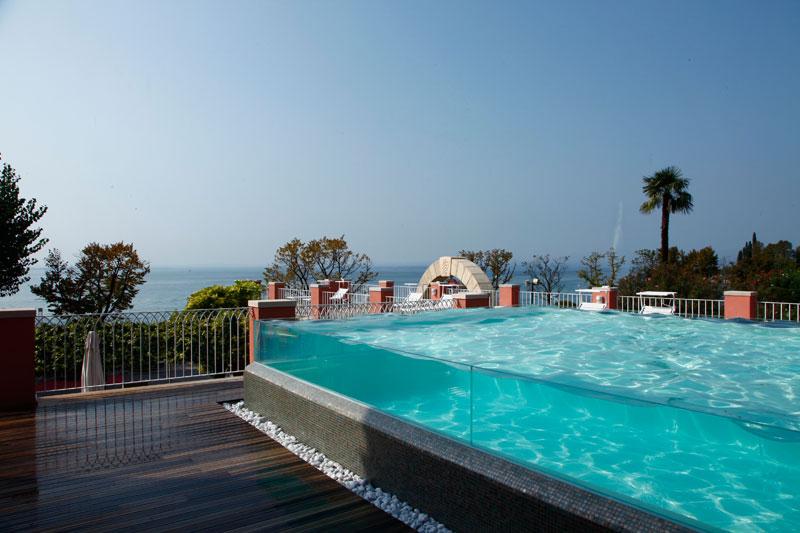Hotel con piscina bardolino hotel piscina riscaldata vista lago di garda a bardolino - Hotel con piscina riscaldata montagna ...